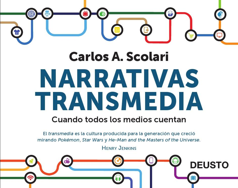 narrativas transmedia scolari portada libro