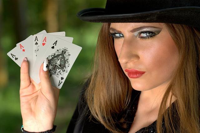 cartas trampas ases poker